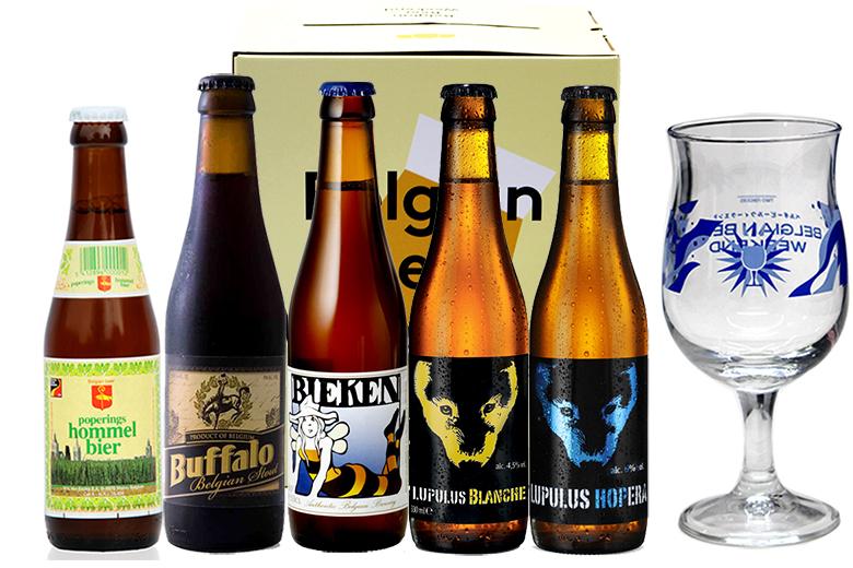 ベルギービールウィークエンドセット