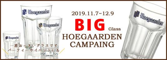 ヒューガルデン ホワイト グラス プレゼント キャンペーン