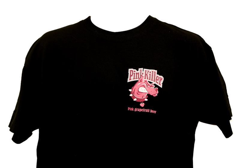 ピンクキラー Tシャツ(M)