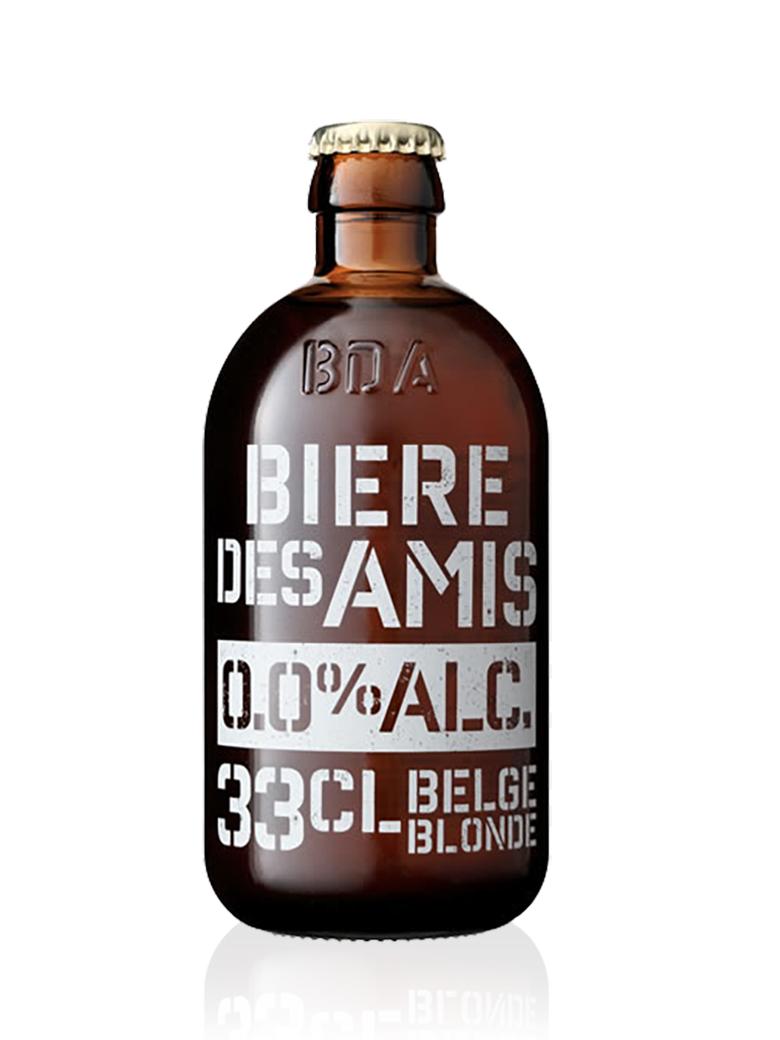 ビア・デザミ・ブロンド 330ml(ノンアルコールビール)