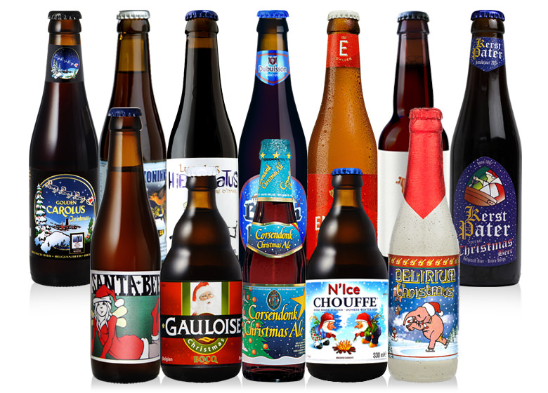 クリスマス限定 ベルギービール12本セット