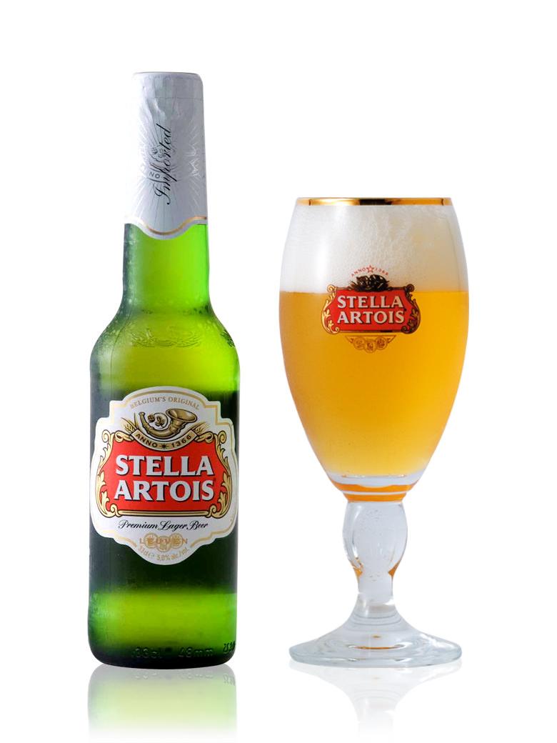 ステラ アルトワ 330ml ベルギービールjapan
